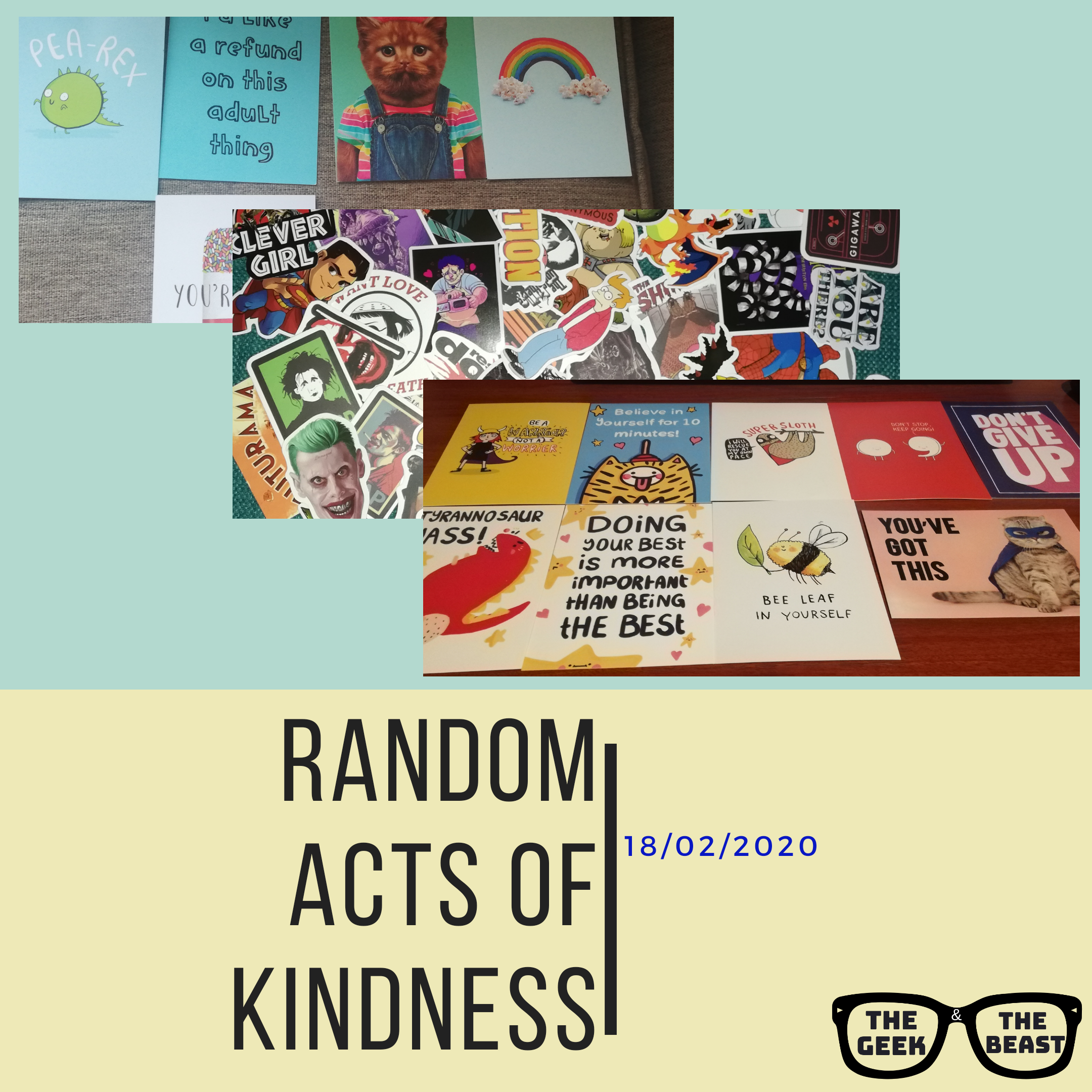Random acts of kindness featured image