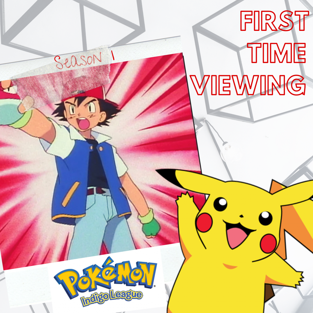 Image of Pokemon TV Show - what I watch when I do my geeky exercises