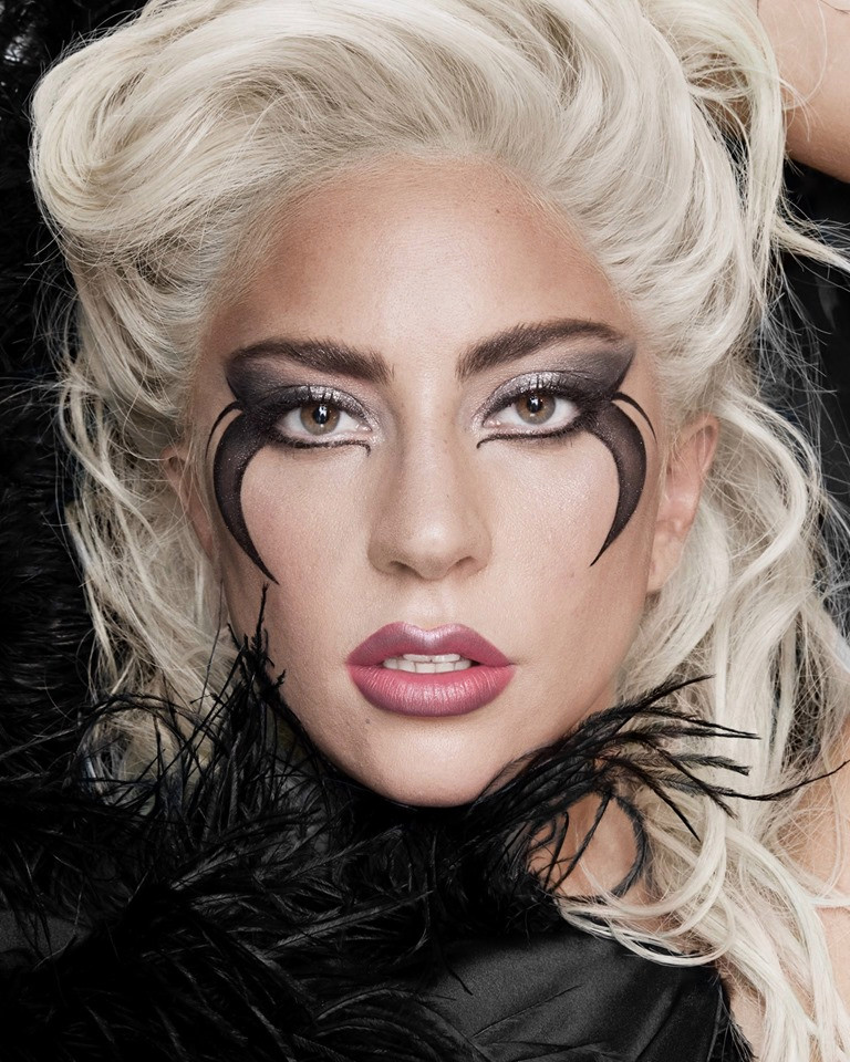 Picture of Lady Gaga - one of 6 successful women mentioned in this blog